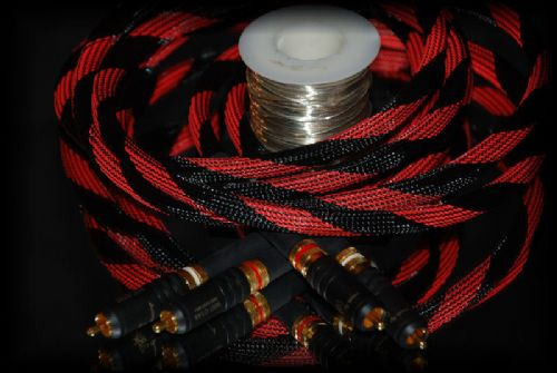 Snake River Audio ADDER SILVER Speaker Cables